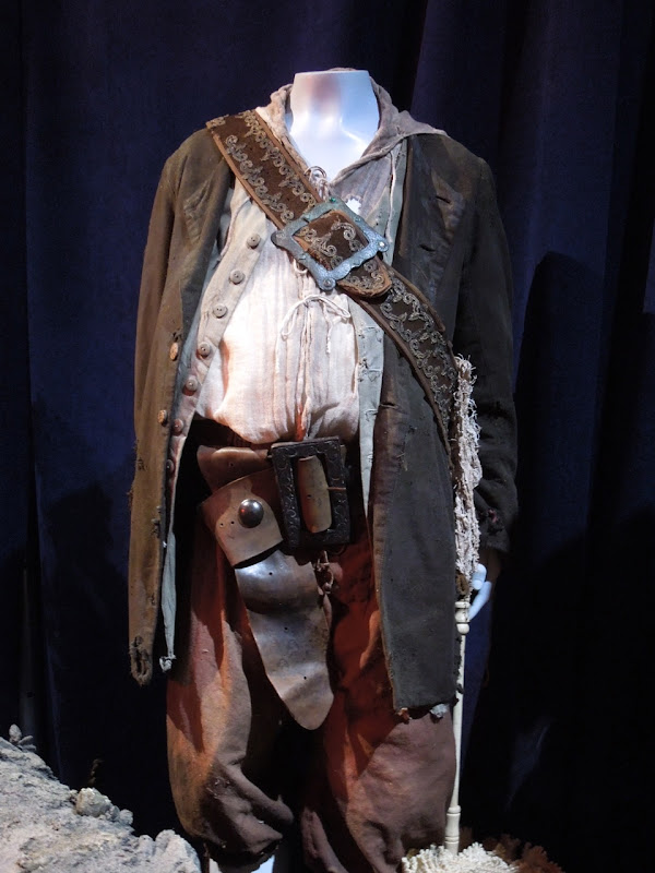 Lee Arenberg Pintel Pirates Caribbean movie costume