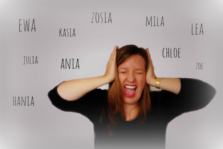 lista imion dla dziewczynki, najpopularniejsze imiona, blog parentingowy