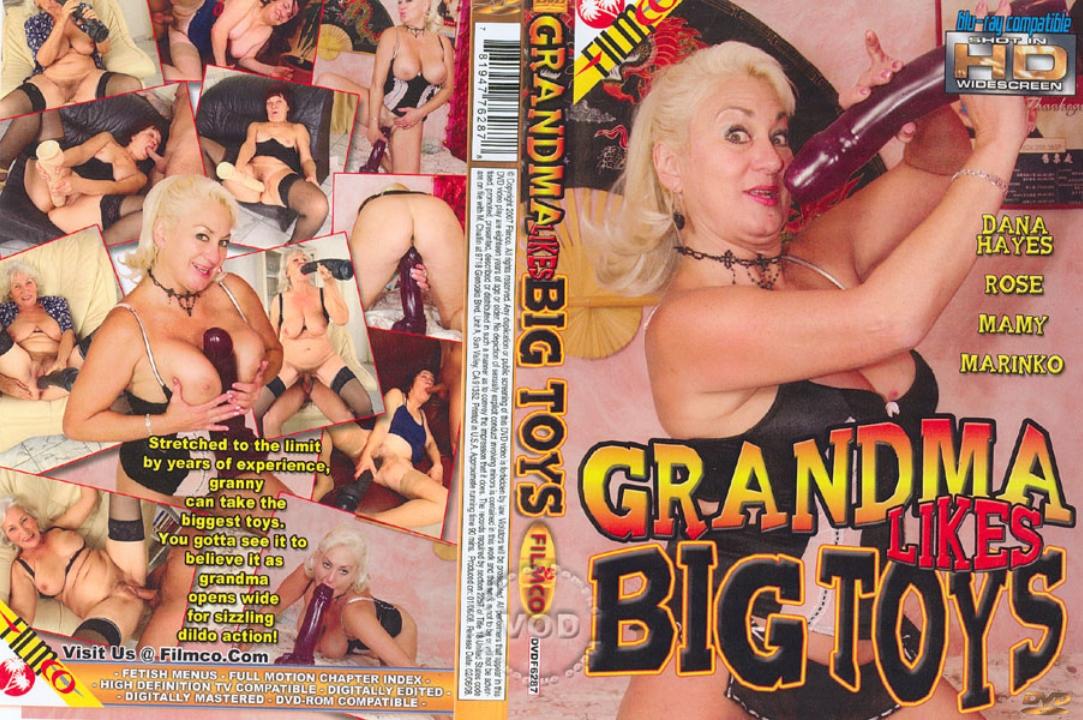 Полнометражные порно фильмы с участием бабушек