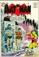 Batman #121 1st Mr. Freeze