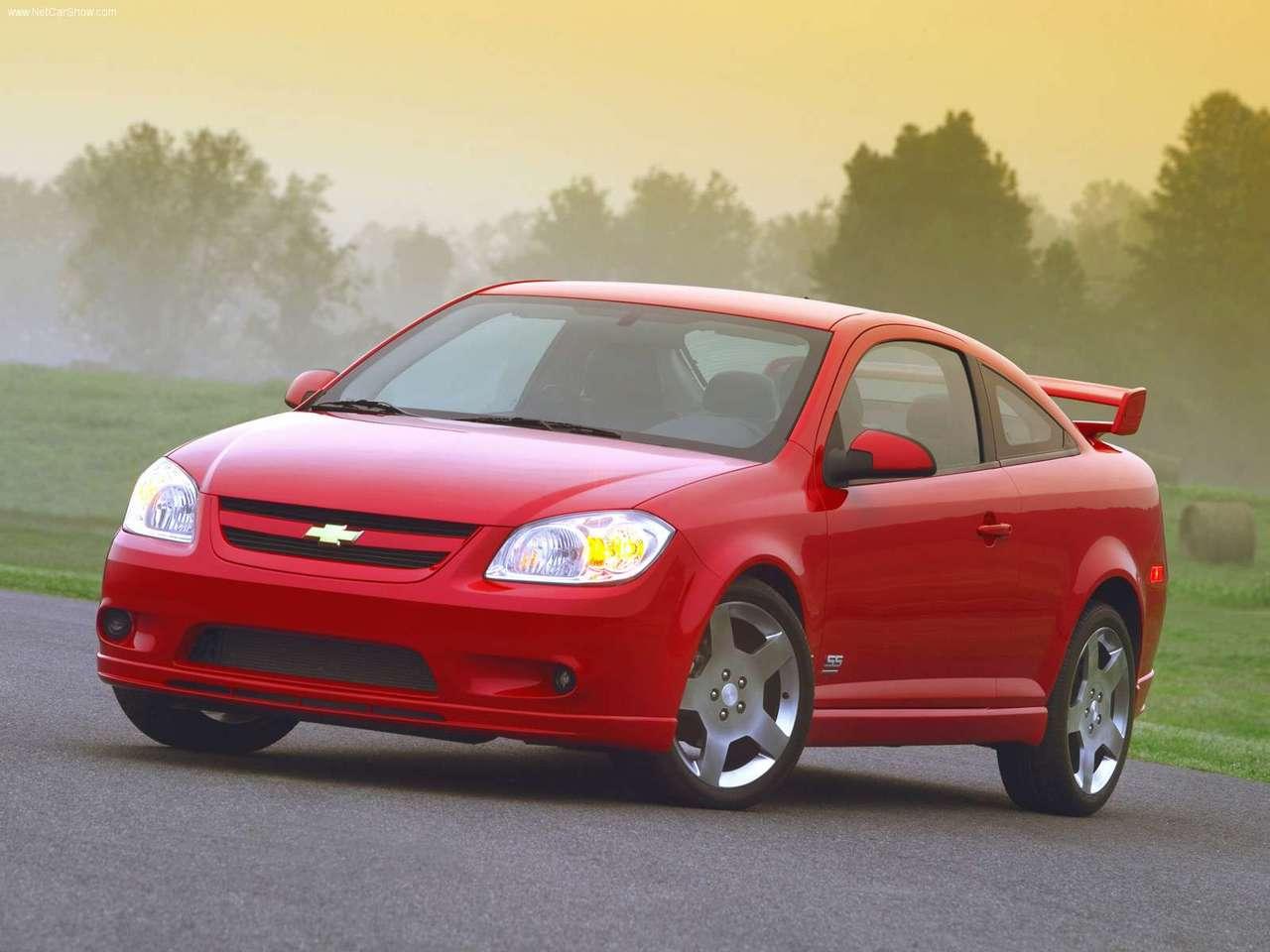 ... - Populaire français d'automobiles: 2006 Chevrolet Cobalt SS