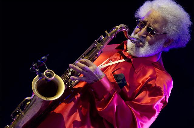 Sonny Rollins - Festival de Jazz de Vitoria - Polideportivo de Mendizorrotza (Vitoria) - 21/7/2012