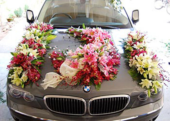 Wdding Car Decoration 2012 ~ Fashion World Design
