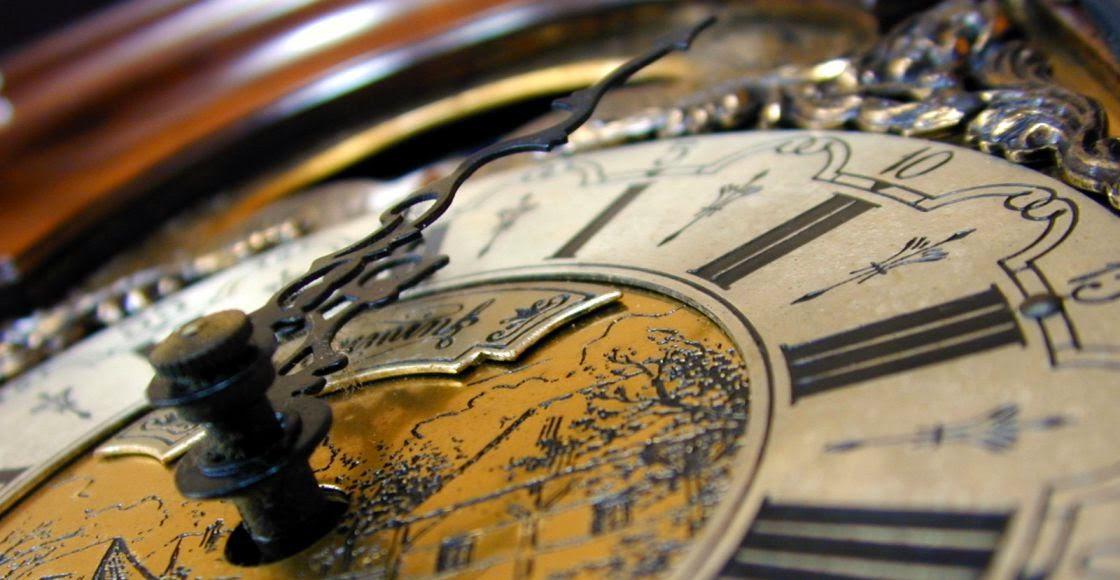 Tiempo y usucapion en Derecho civil