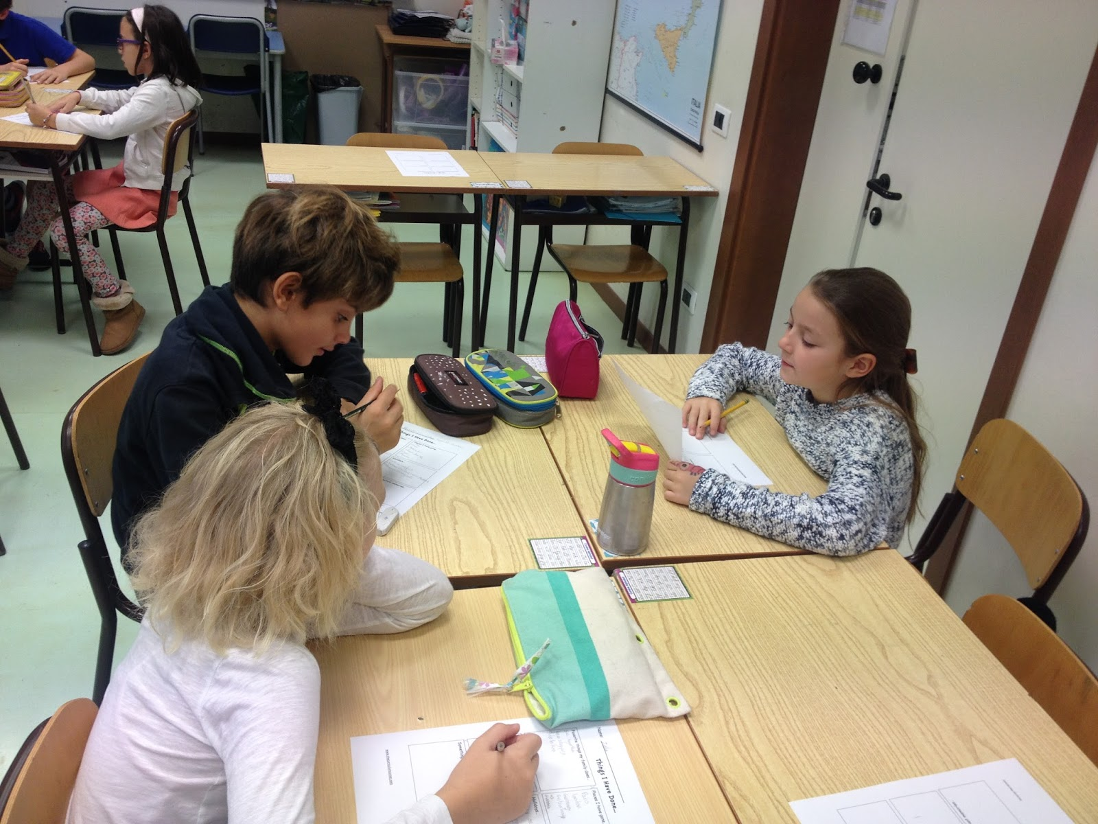 Write a three-paragraph personal narrative about?