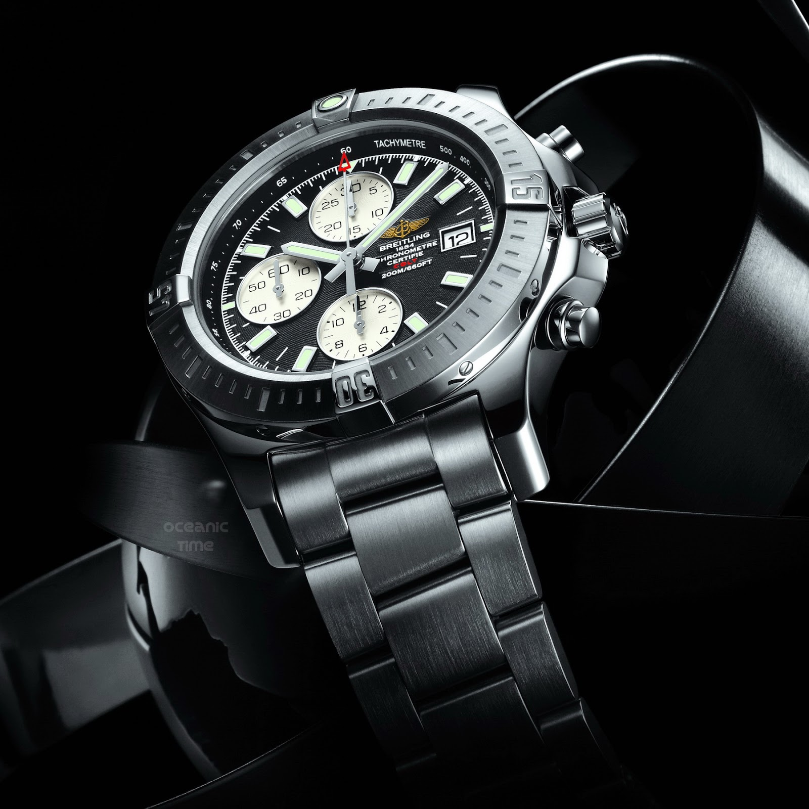 oceanictime breitling colt chronograph automatic. Black Bedroom Furniture Sets. Home Design Ideas
