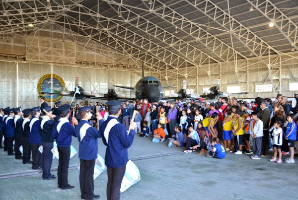 """Competencia atlética y festejos por el """"Día de la Armada Argentina"""""""