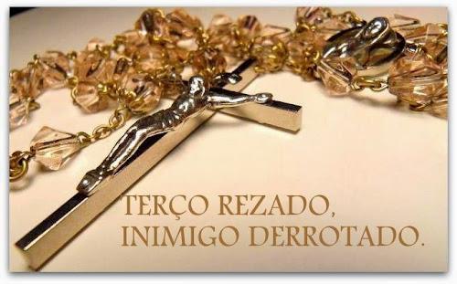 Outubro - Mês do Santo Rosário