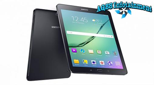 Samsung secara resmi mengumumkan Galaxy Tab S2, tablet terbaru, suksesor dari tablet Galaxy Tab S yang diluncurkan tahun lalu.