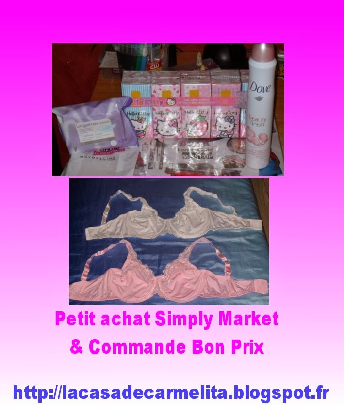 La casa de carmelita petit achat simply market commande bon prix - Bon prix suivi de ma commande ...