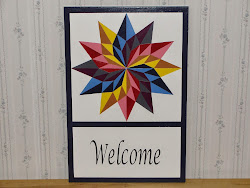 *Welcome Pinwheel