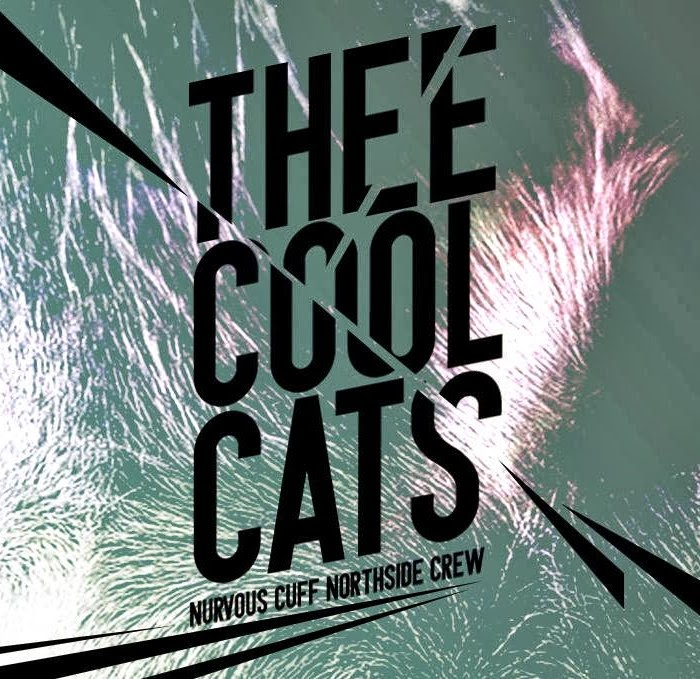 Thee Cool Cats - Hold Up (Oops)