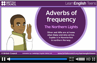 http://learnenglishteens.britishcouncil.org/grammar-vocabulary/grammar-videos/adverbs-frequency