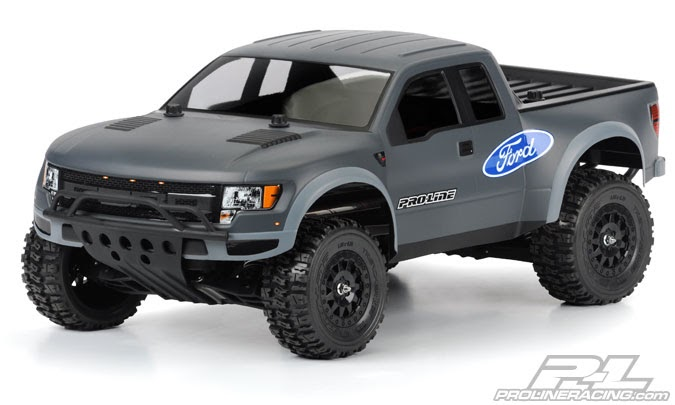 Ford F150 Raptor SV Bodyshell
