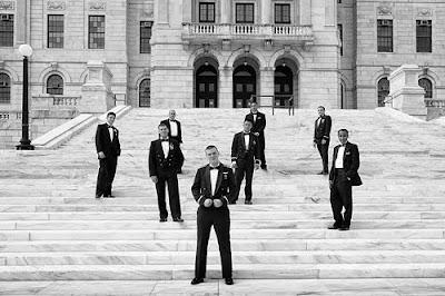Providence Statehouse Wedding