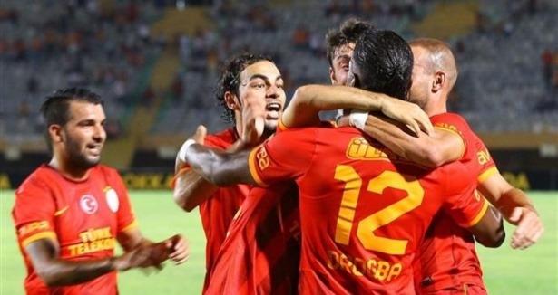 Galatasaray 1-0 Porto Maç Özeti (Emirates Kupası) GS 1 FC Porto 0