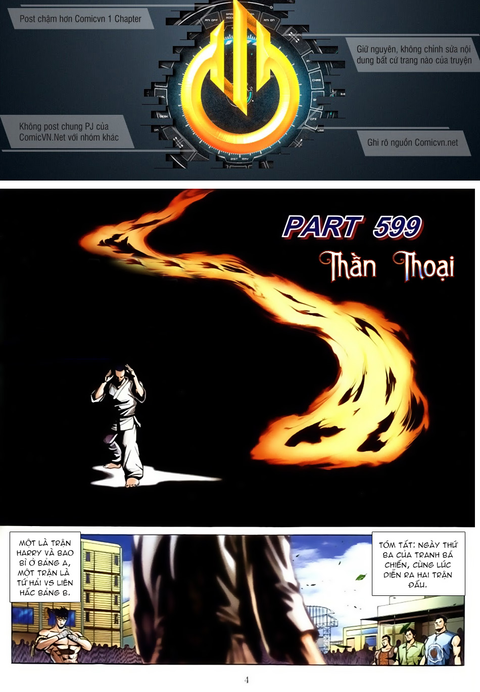 Người Trong Giang Hồ Chap 599 - Truyen.Chap.VN