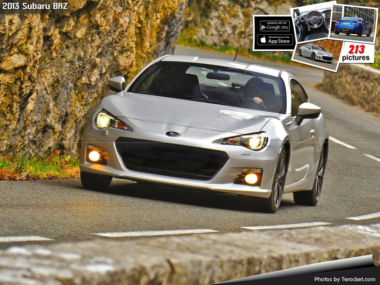 Hình ảnh xe ô tô Subaru BRZ 2013 & nội ngoại thất