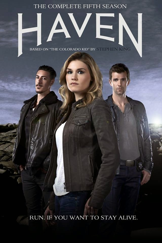 Haven, Maine: Season 5 Promo Poster Haven