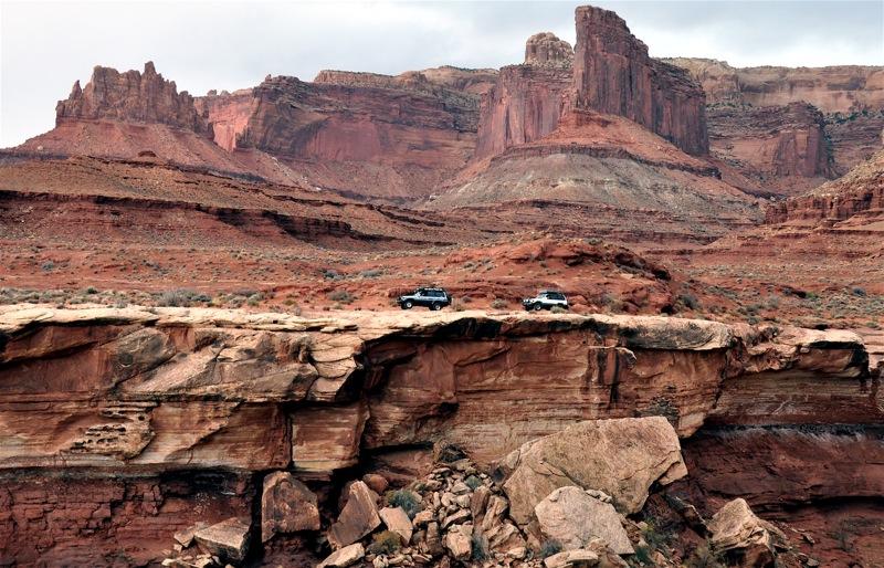White Rim Trail Canyonlands NP AdventureDuocom