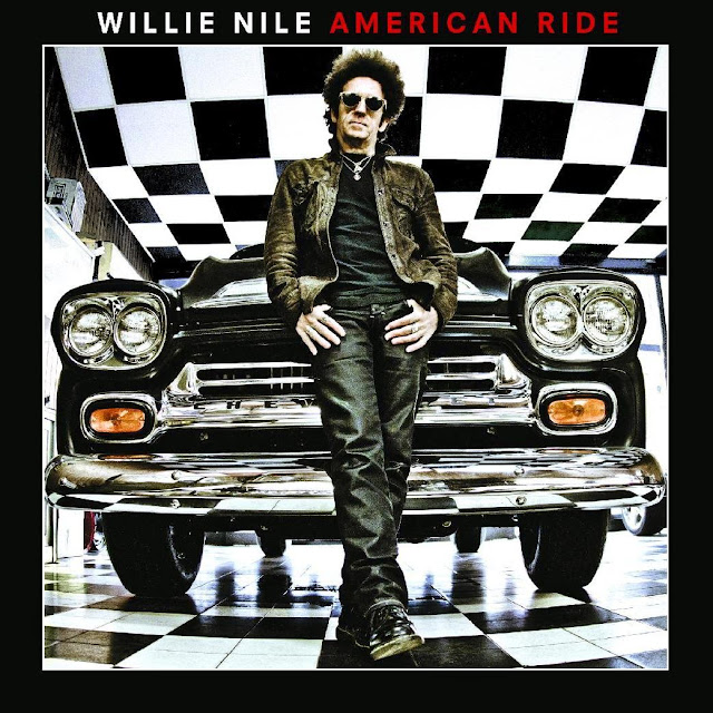 WILLIE NILE - (2014) American ride