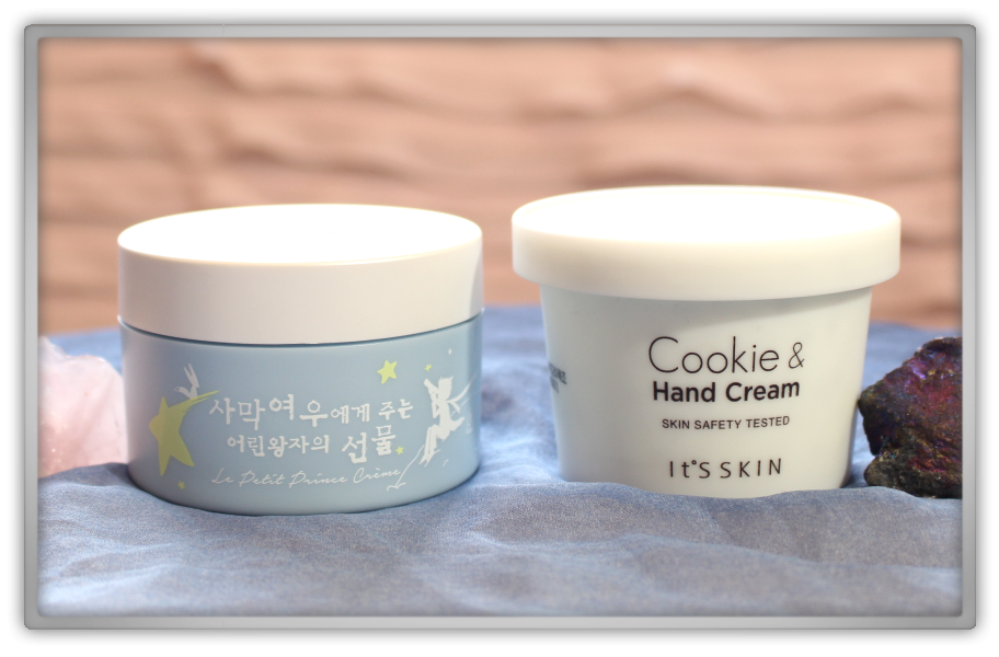 겟잇뷰티박스 by 미미박스 memebox beautybox Special #47 My Dessert Box unboxing review it's skin cookie hand cream carver korea petit prince