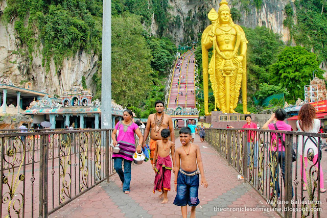 Batu Caves hinduism