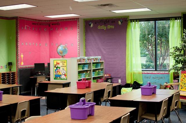 Decorate Classroom Walls ~ Classroom walls tip clutter free