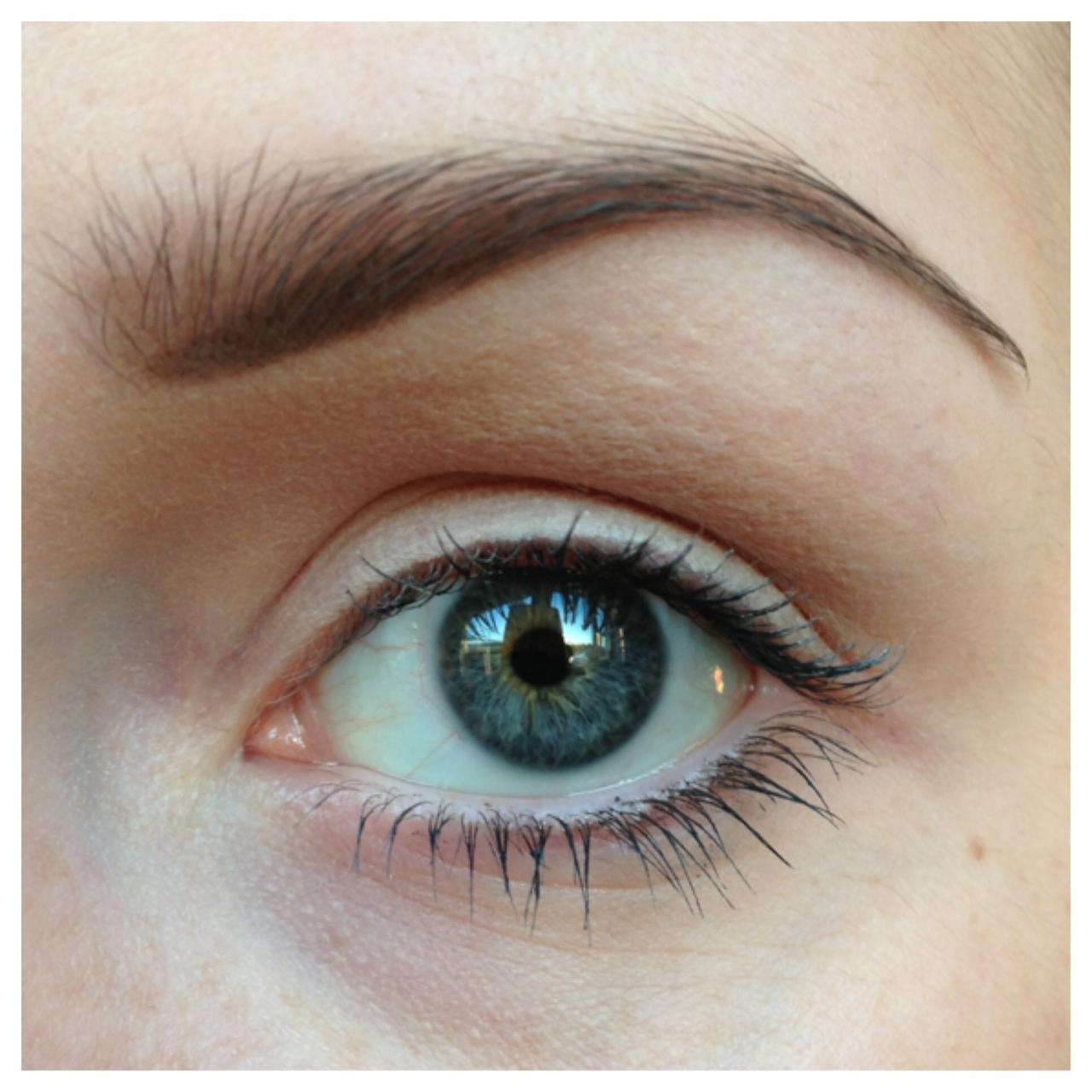 how to change my eyebrow shape