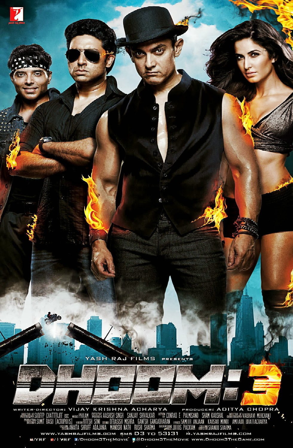 dhoom 3 2013 full bollywood movie watch online dvd new