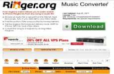 Crear ringtones para iPhone y otros móviles gratis: Ringer