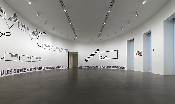 Lawrence Weiner 7