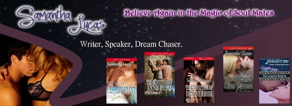 Samantha Lucas Romance Novels