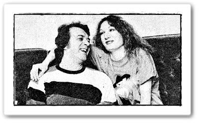 Karlo Metikos i Josipa Lisac, 1987
