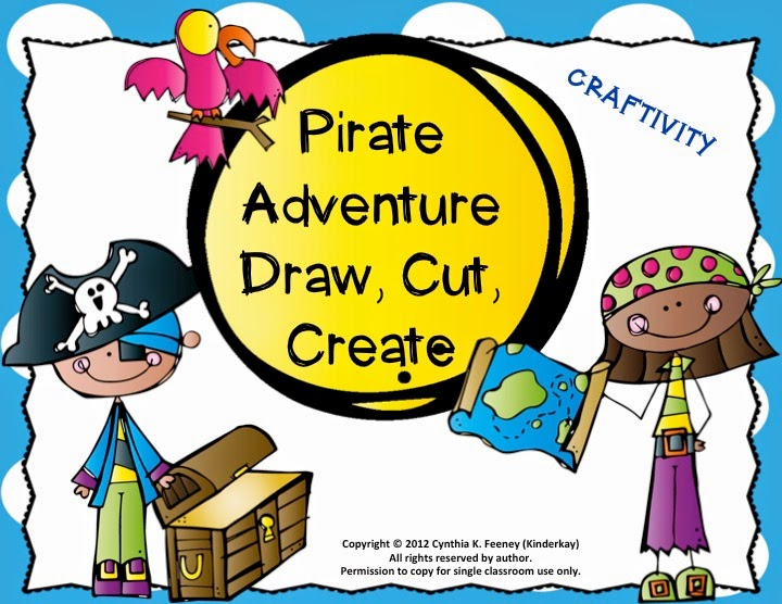 http://www.teacherspayteachers.com/Product/Pirate-Fun-Pack-I-can-Draw-I-Can-Write-144215