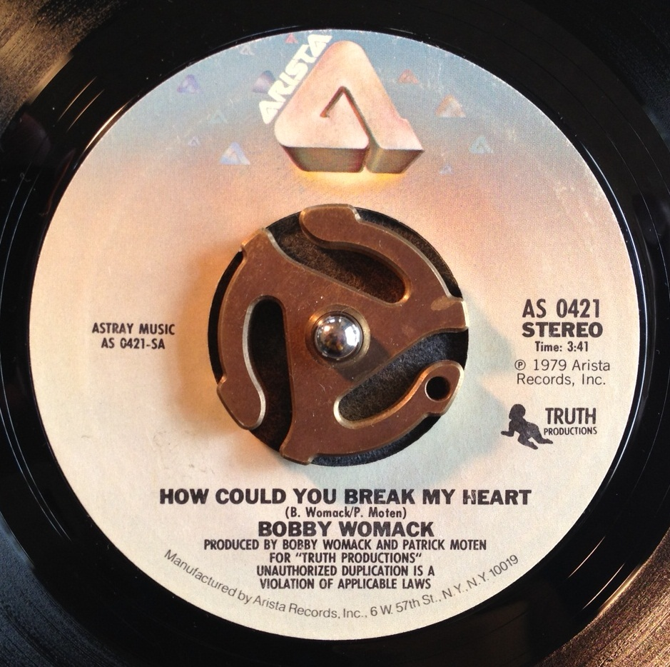 Bobby Womack - How Could You Break My Heart (Vinyl, 12 ...