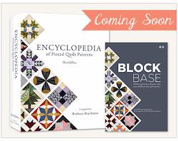 NEW EDITION ENCYCLOPEDIA PIECED PATTERNS & BLOCKBASE
