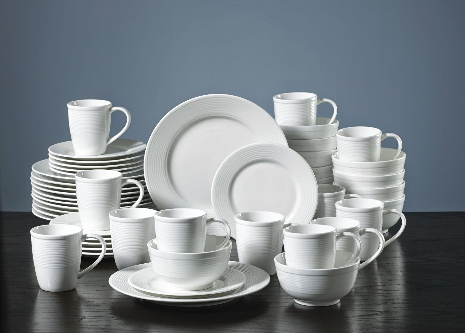Gorham Pickwick 48-Piece Dinnerware Set & Dinnerware Sets: Gorham Pickwick 48-Piece Dinnerware Set Review For Sale