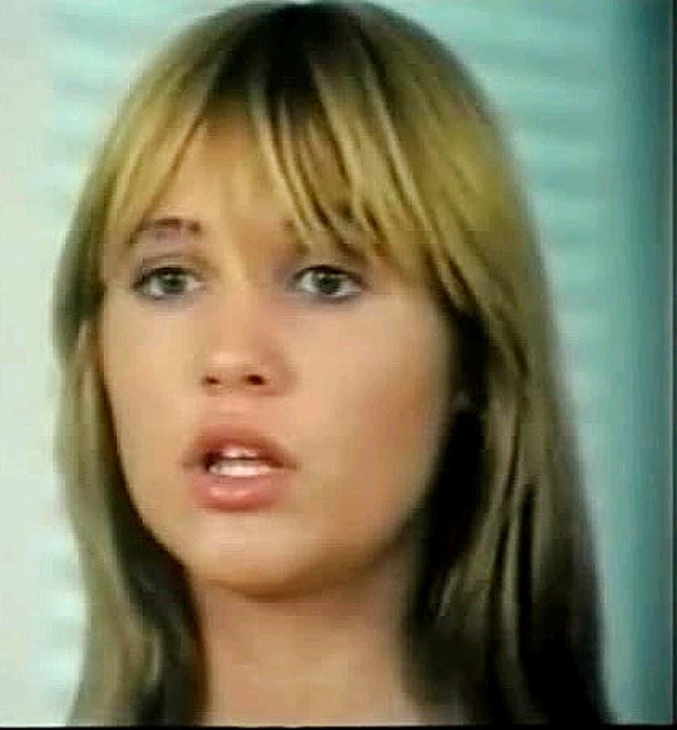 Años 60 a 80. Actrices y cantantes españolas: Andrea Albani