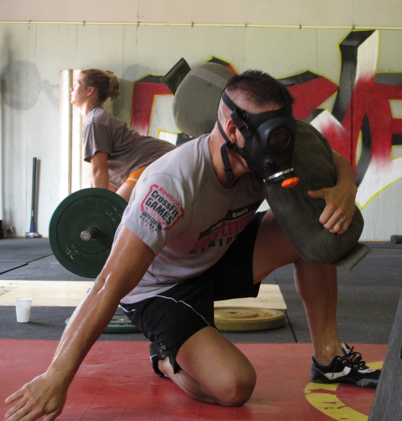 Brandt crossfit downtown fort worth - South Central Crossfit Regional Athlete Mackey Hermosillo Finds An Alternative Means Of Protection Against Odor
