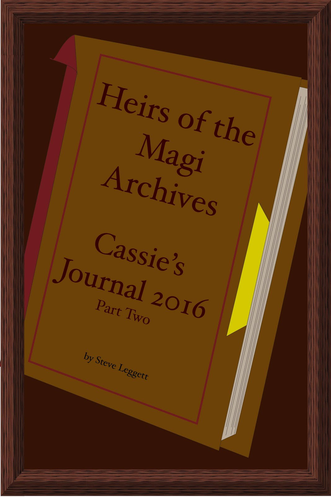 Cassie's Journal 2016 Part Two