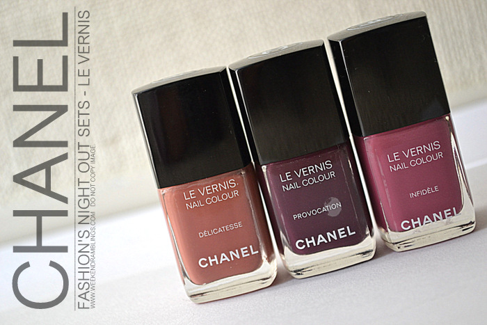 Weekend Ramblings: Chanel Le Vernis Infidele, Delicatesse ...