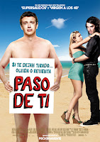 Paso de ti (Forgetting Sarah Marshall) (2008) online y gratis