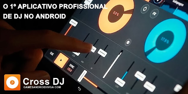 Cross DJ Apk v1.3.1 Full