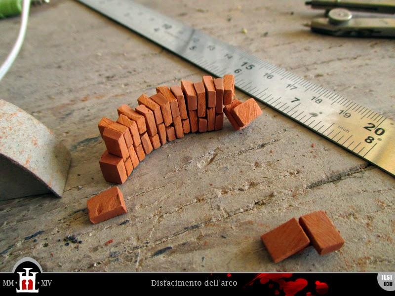 Domus project: costruzione 175: mattoncini in argilla