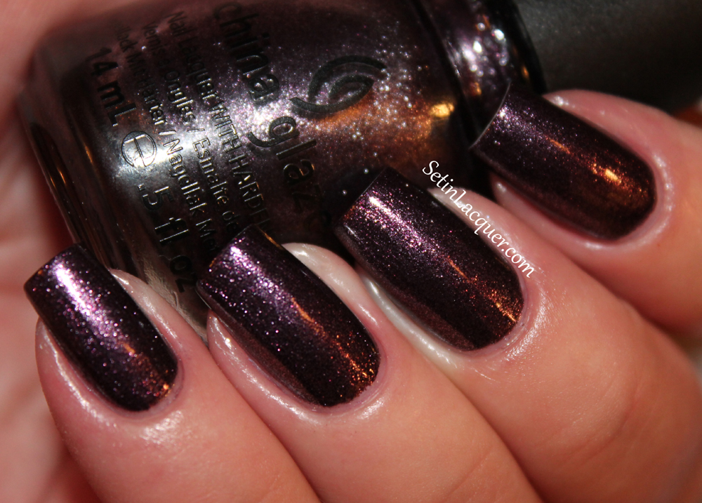 China Glaze - Rendezvous With You