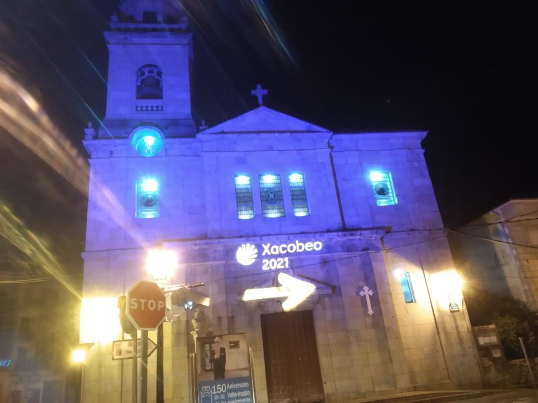 Parroquia de San Cipriano de Vilanova de Arousa