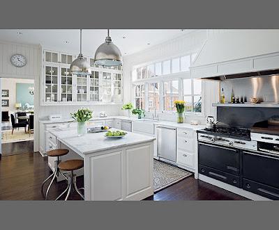 diseño interior en la cocina