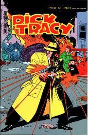 score original Dick tracy