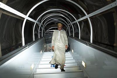 Buhari's trips are not for enjoyment - Shehu Garba